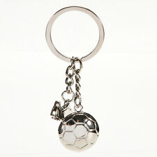 Personalized Soccer Shoes Keychain Metal Football Keychains Keys Chains Keyring