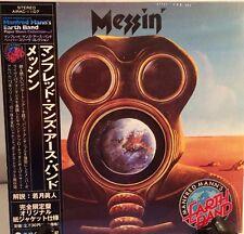 "MANFRED MANN""S EARTH BAND MESSIN JAPAN MINI LP CD NEW"