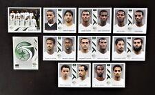 Panini FIFA World Cup Germany 2006 Complete Team Saudi Arabia + Foil Badge