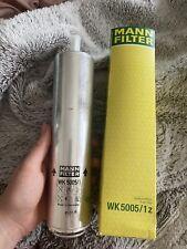 MANN WK5005/1Z Fuel Filter, BMW