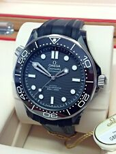 Omega Seamaster 300M 43.5mm 210.92.44.20.01.001 BOX AND PAPERWORK 2020 UNWORN