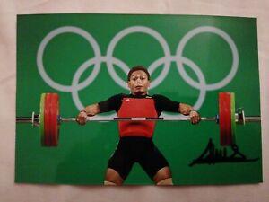 Eko Yuli Irawan - INA - Olympia 2016 - Gewichtheben - Silber - Foto (3)