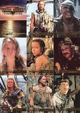 WATERWORLD THE MOVIE 1995 FLEER ULTRA COMPLETE BASE CARD SET OF 150