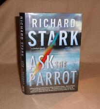 """Richard Stark/Donald Westlake """"ASK the PARROT"""" 2006 First Ed F/F"""