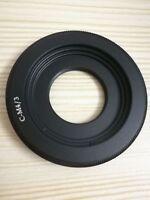 C-M4/3 Adapter RingFor C Mount Movie Lens to Micro M4/3 Panasonic Olympus Camera