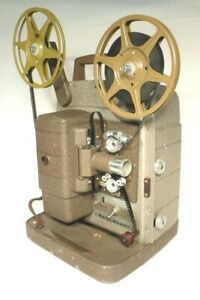 """8mm BELL & HOWELL  """"PROP"""" PROJECTOR clean non-working for MOVIE ROOMS, display"""