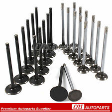 Intake Exhaust Engine Valve Kit Set For Chrysler Dodge 3.2L 3.5L 4.0L SOHC 24V