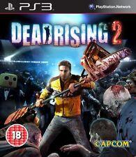 DEADRISING 2 DEAD RISING CD GIOCO USATO PER PLAYSTATION 3 PS3 CONFEZIONE METALLO