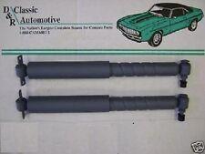 Spiral Shocks rear pair 64-72 Chevelle GTO Cutlass Skylark LeMans Malibu Tempest