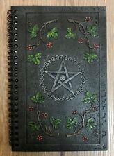 Notizbuch - Diary - Wicca - Buch der Schatten - Book of Shadow - Grimoire