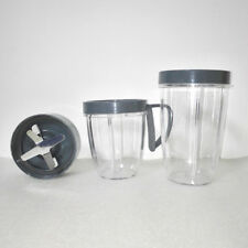 Cross Extractor Blade Replacement Accessory Cups Set FOR Nutribullet Blender 900