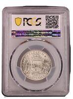 1963 Florin Australian PreDecimal Silver Coin Melbourne Mint PCGS Grade MS63