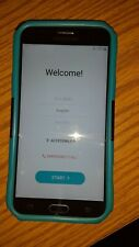 Samsung Galaxy J7 SM-J727- 16GB - Black (Unlocked) Excellent Condition