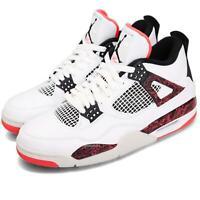 Nike Air Jordan 4 Retro IV Bright Crimson Pale Citron Hot Lava AJ4 308497-116