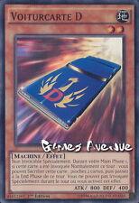 Yu-Gi-Oh ! Voiturcarte D (Cardcar D) THSF-FR044 (THSF-EN044) - VF/SUPER
