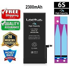 2300mAh High Capacity Replacement Battery iPhone 6S Adhesive Tape 2Year Warranty