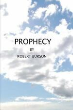 Prophecy by Robert Burson (2013, Paperback)