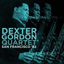 Dexter Gordon Quartet - San Francisco '82 (2019)  CD  NEW/SEALED  SPEEDYPOST