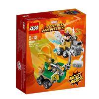 LEGO Marvel Super Heroes Mighty Micros: Thor Vs. Loki 79 Pieces Age 5+