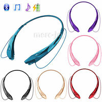 Bluetooth Wireless Stereo Headset Earbuds Headphones Earphone For Universal