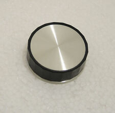 "Aluminum Tuning knob for Amplifiers & Antenna Tuners & VFO 2.34"" by 0.79"""