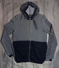 STONE ISLAND SHADOW PROJECT 3D JACQUARD ZIP HOODIE BNWT LARGE HOODY CARDIGAN TOP