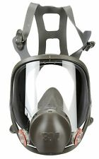 3M 6900 Full Facepiece Reusable Respirator Only, Size Large Free Shipping