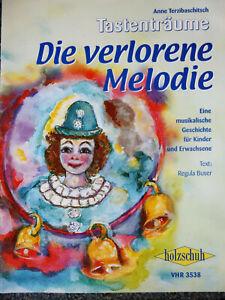 Terzibaschitsch: Tastenträume Die verlorene Melodie - VHR 3538
