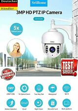 Sricam SH028 HD WiFi Wireless Night Vision Zone Control PTZ Camera IP EU Version