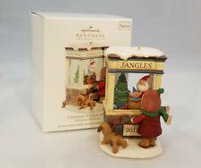 Hallmark Club Series Ornament 2012 Christmas Window #10 - Jangles Toys - Qxc5037