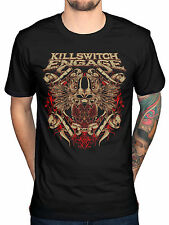 Killswitch Engage Biowar Men's T-Shirt Black