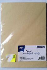g) Lot de 4 paquets de feuilles Scapbooking A5 et A4 multicolors  - Neuf -