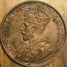 1919 CANADA LARGE 1 CENT PENNY - Fantastic example!