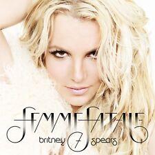 BRITNEY SPEARS FEMME FATALE LTD US DELUXE 16-TRACK CD