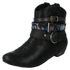 Botas de mujer COCO color principal negro sintético