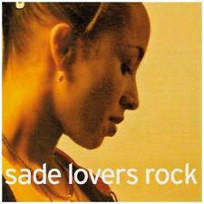 Sade Lovers Rock CD 11 Track UK Epic 2000