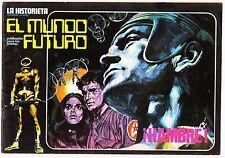 La Historieta (1975) nº: 24 MUNDO FUTURO (de 32 de la colección completa) URSUS.