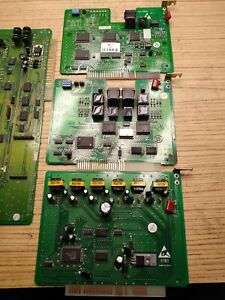 Lote de tarjetas de repuesto para centralita telefónica LG GDK FPII