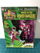 1994 Bandai Mighty Morphin Power Rangers Karate Action Power Ranger Kimberly