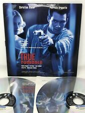 True Romance on 2 LaserDisc