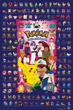 #Z146 Pokemon Poster 24x36