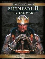 Medieval II 2 Total War Collector's Edition Neuwertig