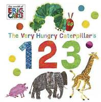 THE VERY HUNGRY CATERPILLAR'S 123 Board Book / ERIC CARLE	9780141367941