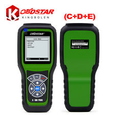 OBDSTAR X100 PROS (C+D+E) for Programmer+Odometer Ajustment Mileage Correction