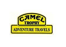 Auto Reflex Reflektor aufkleber reflective Sticker Camel Trophy laminated