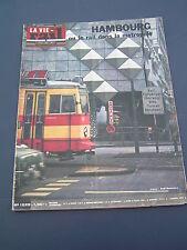 vie du rail 1970 1225 ERMONT VALMONDOIS NIORT RUFFEC ALLEREY MERVANS tacot