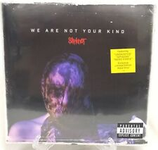 We Are Not Your Kind Slipknot Vinyl Record LP New Limited Edition Aqua Vinyl