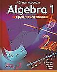 Algebra 1 Concepts and Skills: Algebra 1 - Concepts and Skills by Larson (2004)
