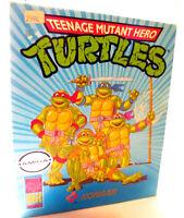 BOXED COMMODORE AMIGA 500 GAME -- TURTLES TEENAGE MUTANT HERO -- 1989