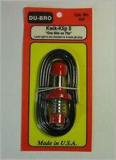 Du-Bro 337 Kwik Klip Ii Glow Plug Cilp